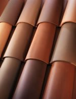 Authentic Clay roof tiles for New Construction