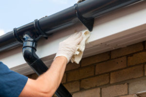 gutter cleaning Pleasanton roofing