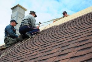 Palo Alto roofing repair team